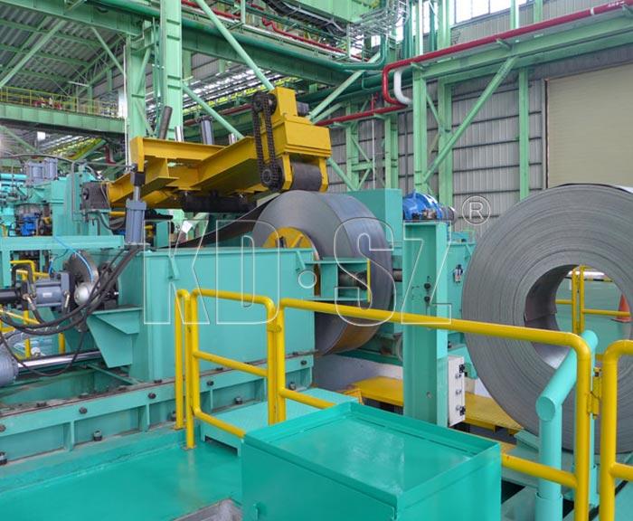 大口径薄壁焊管生产线