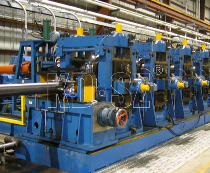 Precision HF Welded Tube Mill Line