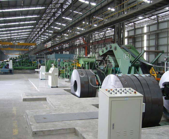 Small Diameter and Thick Wall Welded Tube Mill Line
