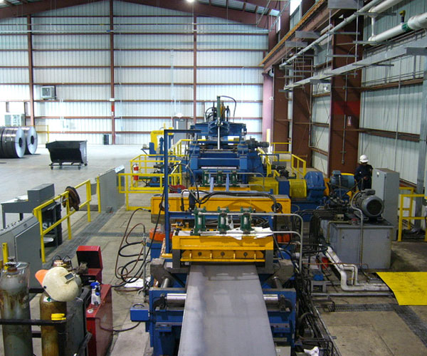HF Welded Tube Mill Line