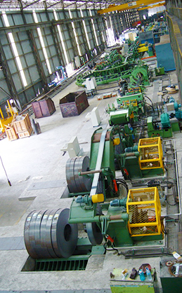 Cold Formed Rectangle Pipe Mill Line